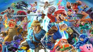 Smash Bros. fez do Nintendo Switch o console mais vendido de 2018