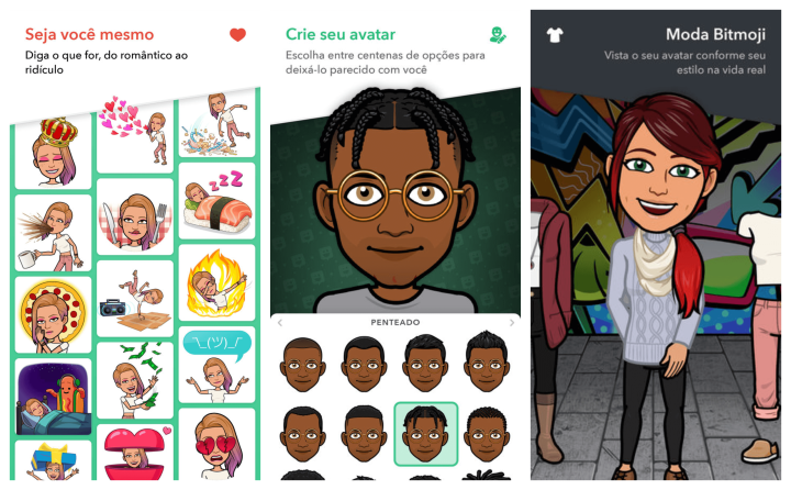 Use o Bitmoji para criar stickers para WhatsApp no iPhone