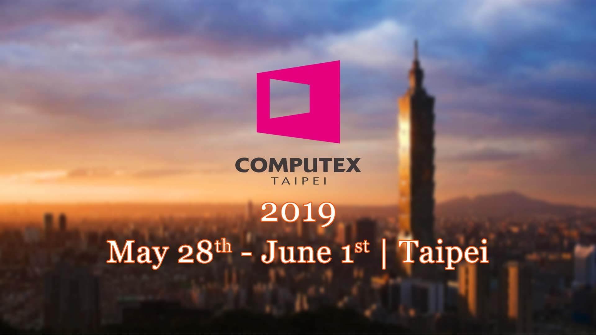 Computex taipei 2019 1