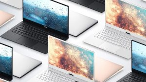 Dell XPS 13 Pattern Image