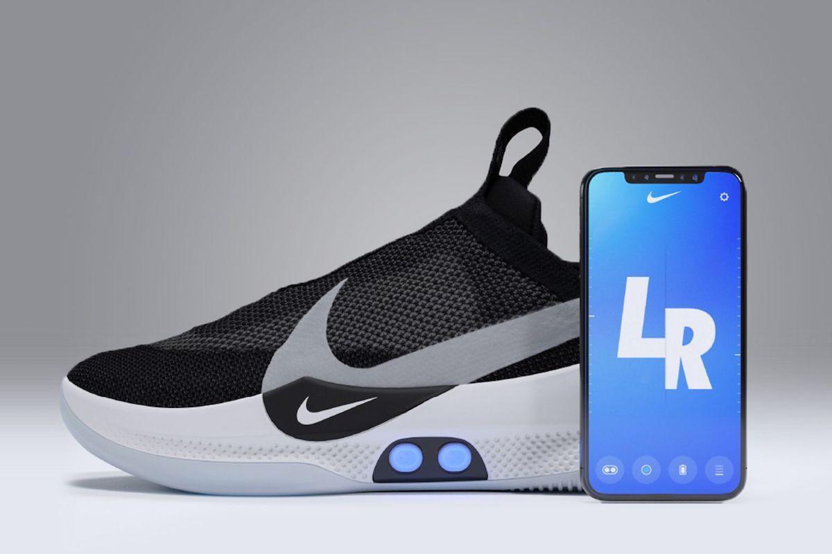 Nike adapt bb: o tênis que se ajusta ao pé de atletas através de aplicativo. O novo tênis é voltado para jogadores de basquete e chega como uma evolução ao hyperadapt 1. 0