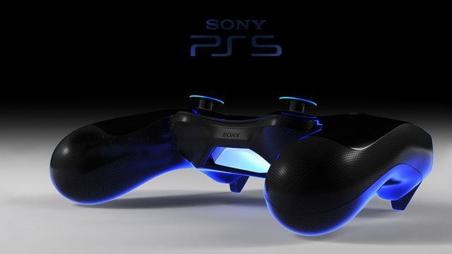 Possível controle do PS5