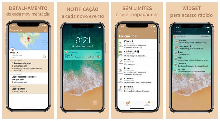 PacoteVício - Dicas de Apps para iPhone