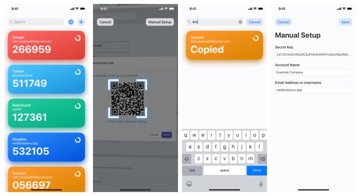 Step Two - Dicas de Apps para iPhone