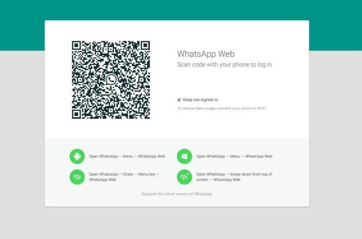 Para saber se a sua conta está conectada em outro computador, é só entrar no menu Configurações do app e depois, WhatsApp Web