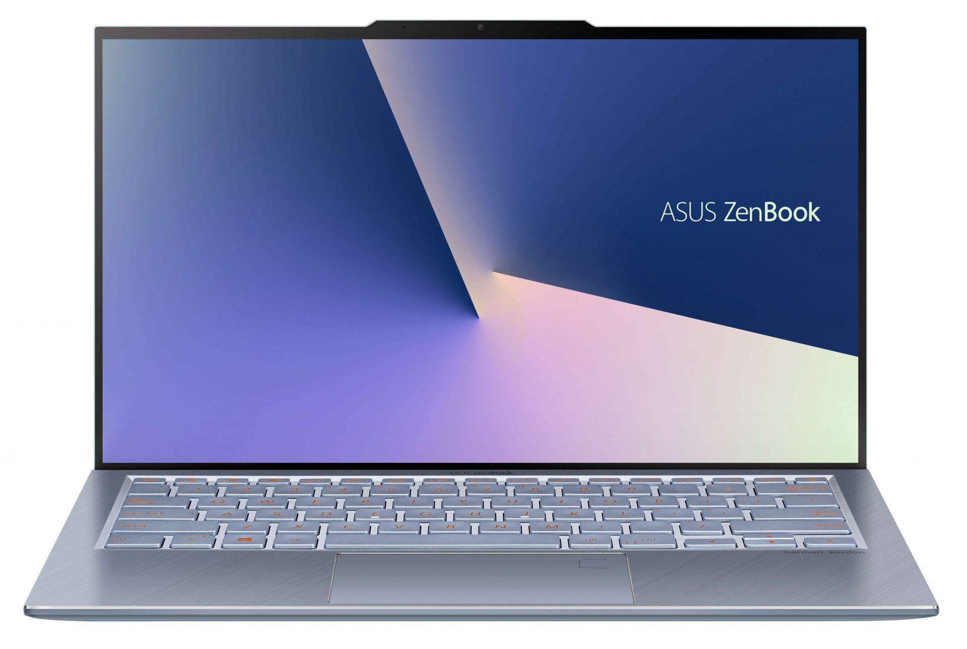 ZenBook S13 UX392 Product photo 2B Utopia Blue 05 - CES 2019: conheça as novidades da ASUS