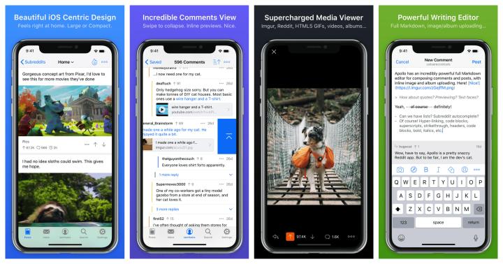Apollo - Dicas de Apps para iPhone