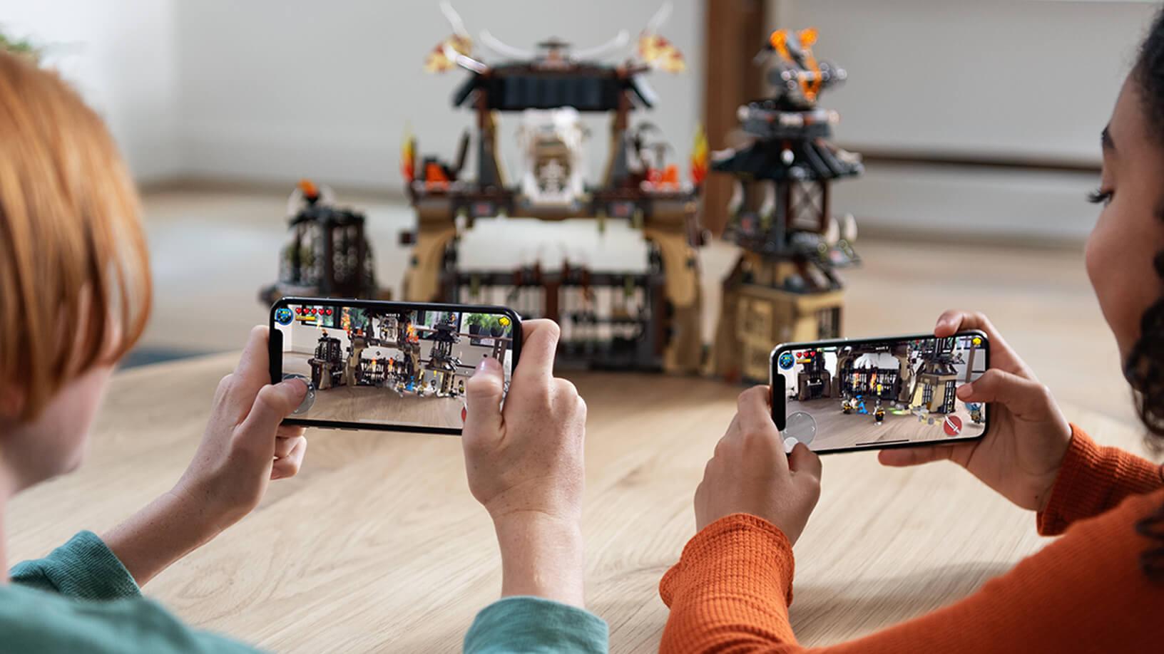 Ios12 iphonexs ar lego 09172018