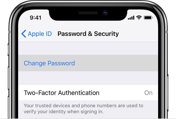Autenticação de 2 etapas garante a segurança no iPhone e outros dispositivos