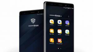 Segurança Samsung Knox
