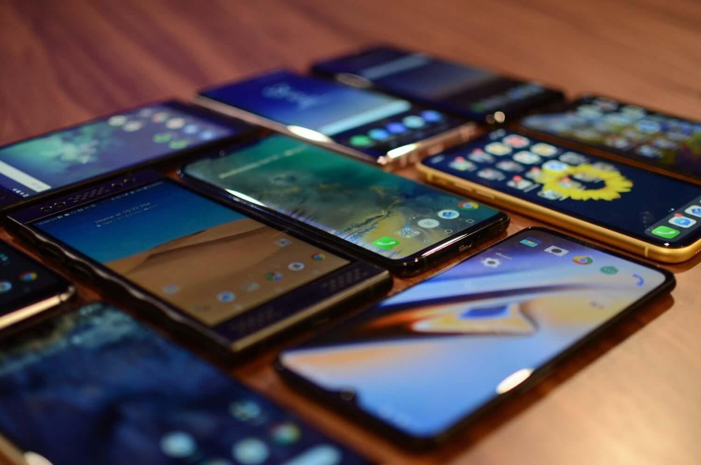 Smartphones 1175