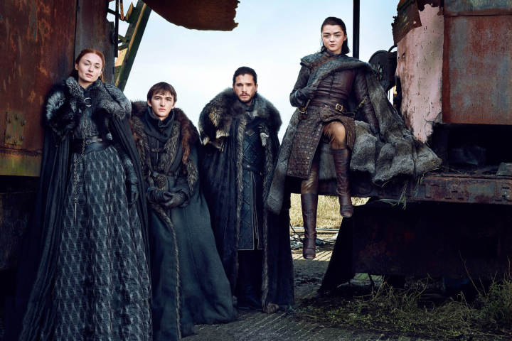 starks 720x480 - HBO confirma data de estreia da nova e última temporada de Game of Thrones