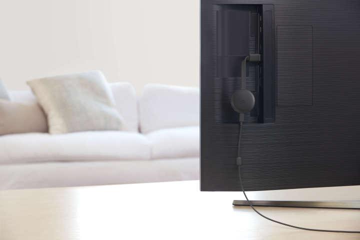 configurar o Chromecast