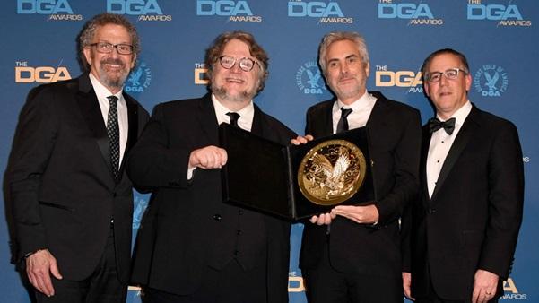 """Alfonso Cuarón vence o DGA Awards de Melhor Filme por """"Roma"""""""