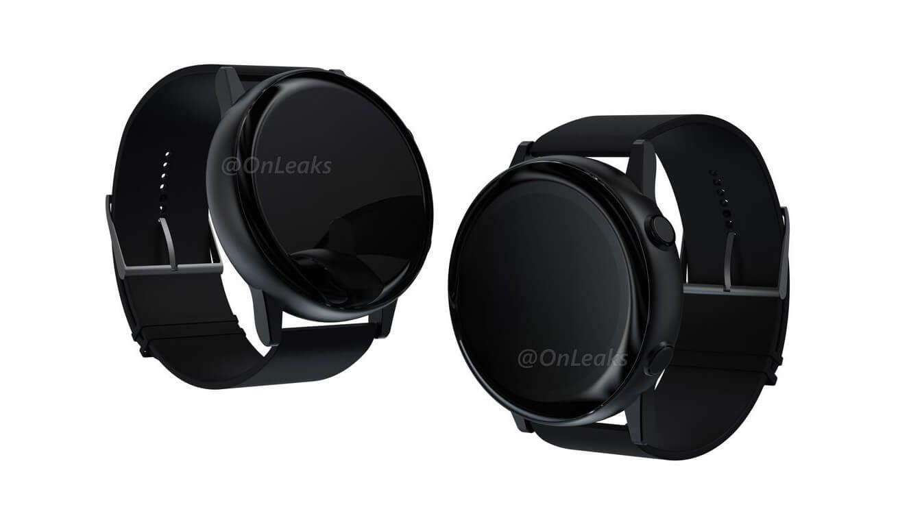 Galaxy Watch Active smartwatch black