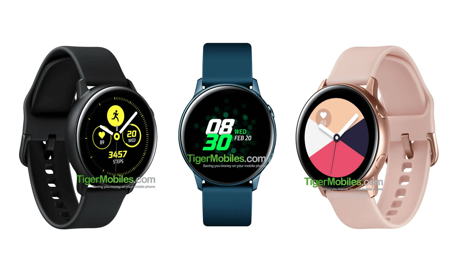 Galaxy watch active smartwatch