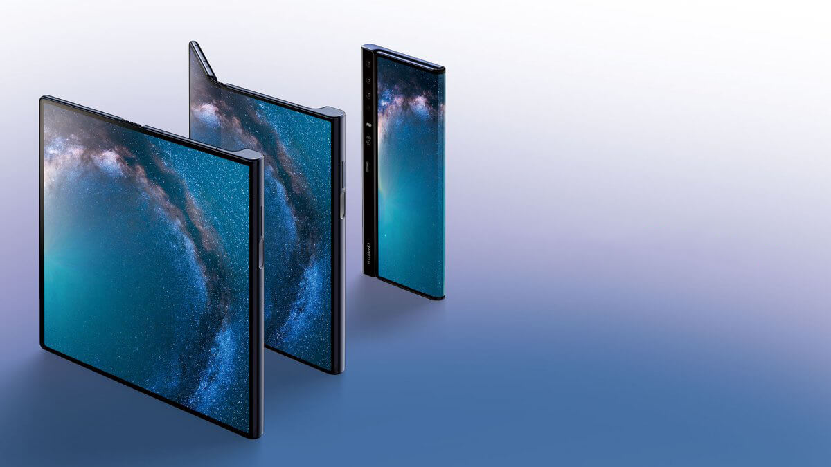 Huawei mate x 5