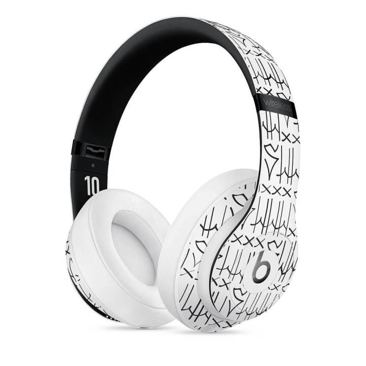 Fones de ouvido Beats Studio3 Wireless – Neymar Jr. Custom Edition