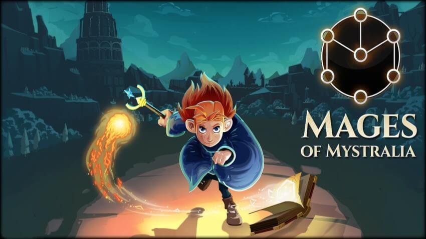 REVIEW: Mages of Mystralia (Switch) é uma aventura simples mas divertida