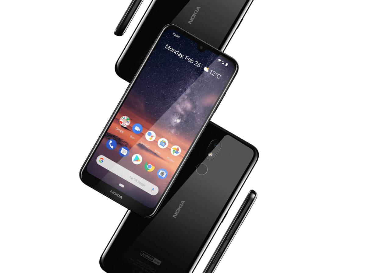 MWC 2019: Nokia 3.2