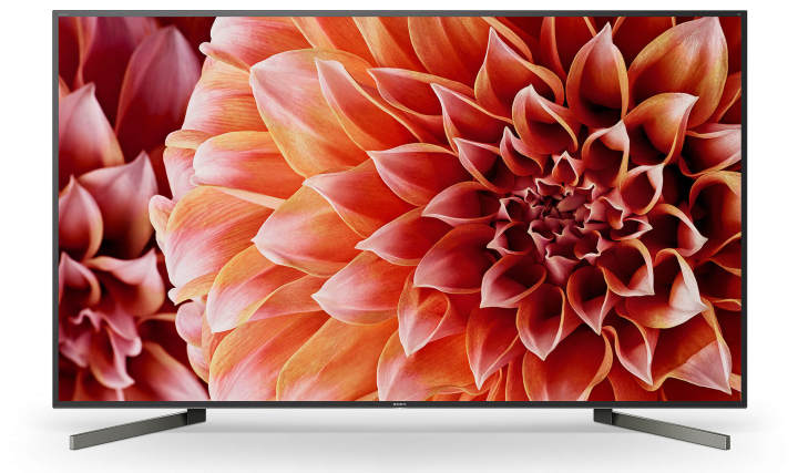 Sony TV X905F frontal 3
