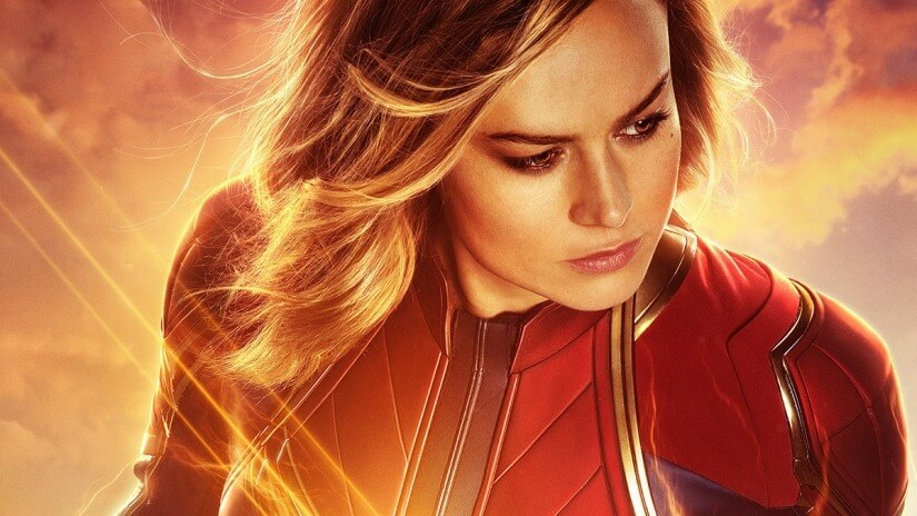 captain marvel close