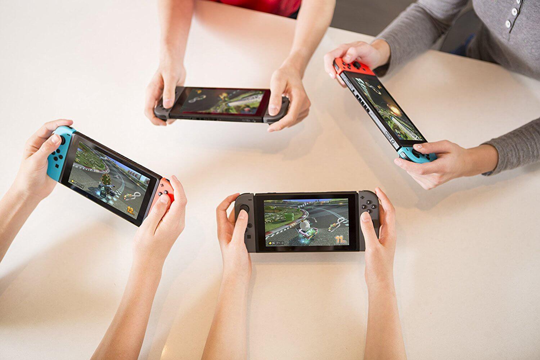 Compartilhamento de contas no Nintendo Switch: veja como funciona