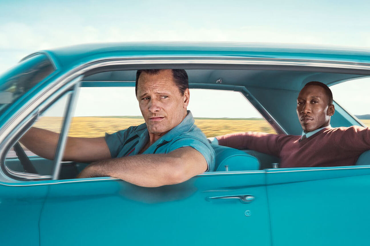 Green book 2018 still