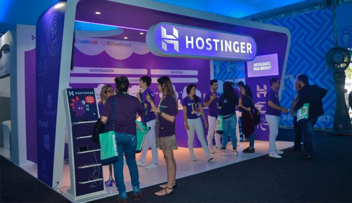 A Hostinger é uma das empresas que oferecem hospedagem WordPress