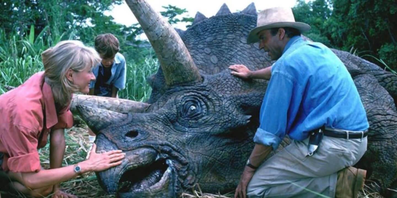 Jurassic Park mostra um mundo no qual os dinossauros foram trazidos de volta pela ciência