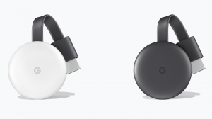 New chromecast 1