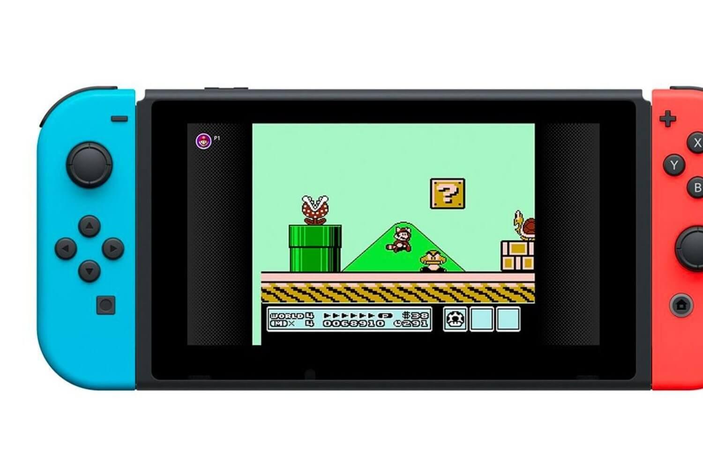 Nintendo switch nes lead