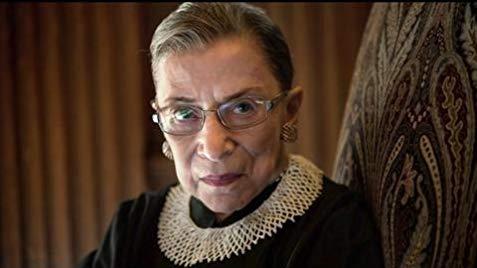 Documentário sobre Ruth Bader Ginsburg é indicado ao Oscar