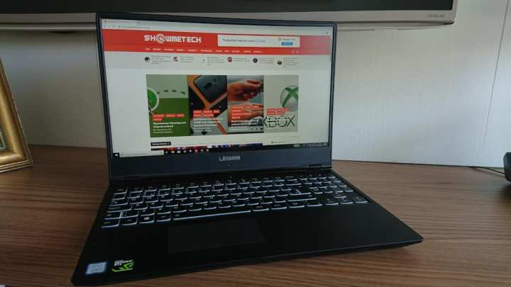 Review do novo notebook gamer Lenovo Legion Y530