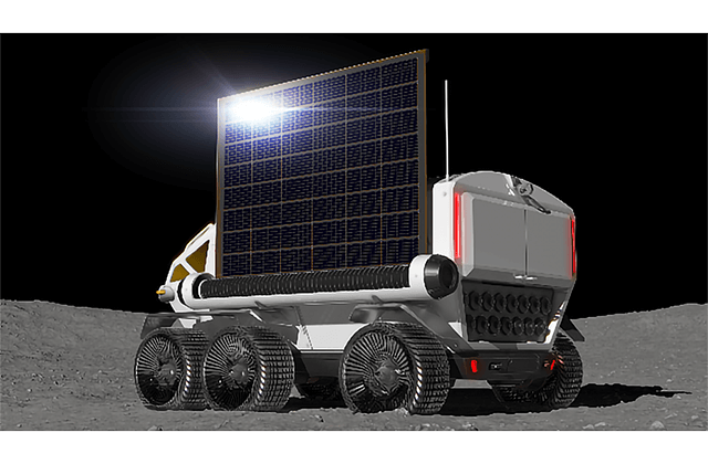 Toyota pretende lançar acrro à lua em 2029