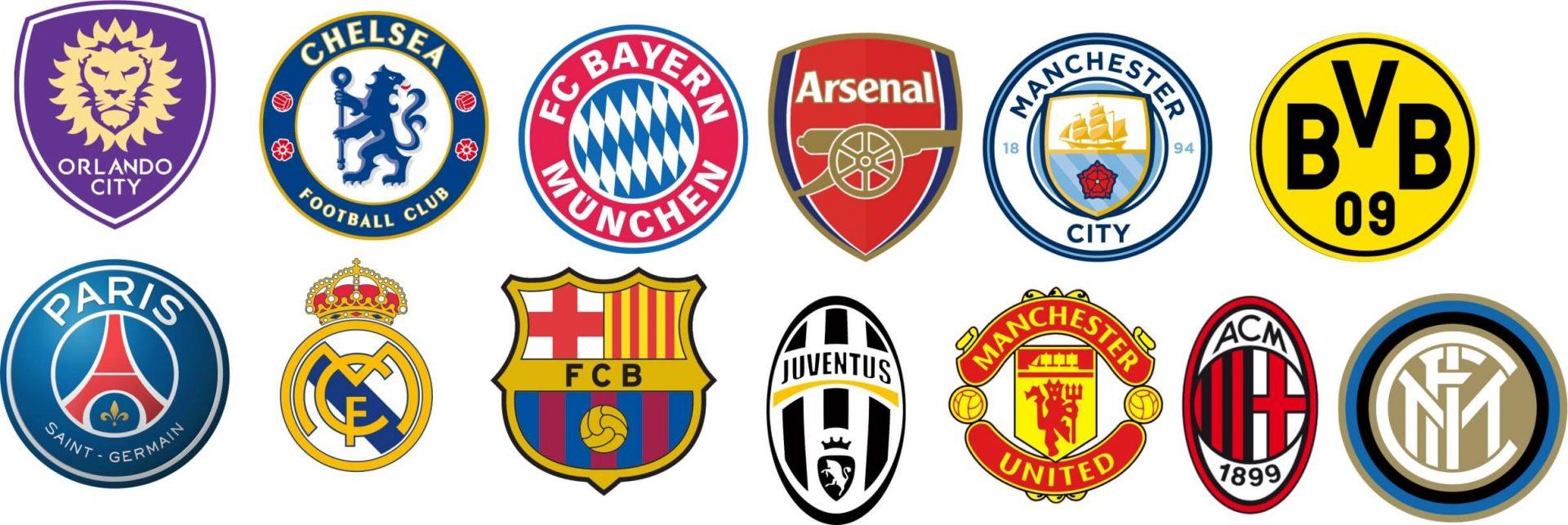 Adesivos escudos times de futebol escudo de futebol