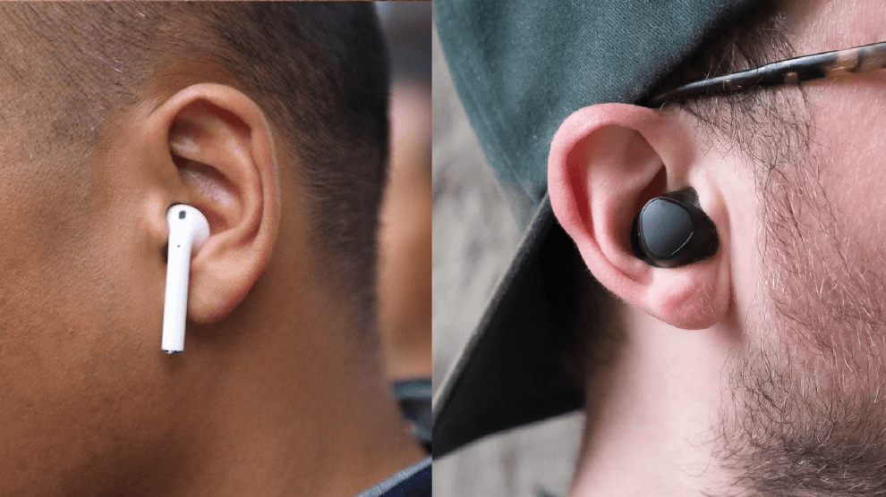 airpods vs galaxy buds