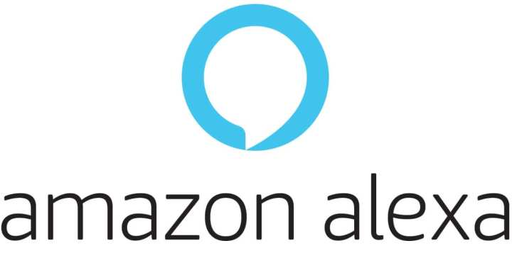 Logo da amazon alexa