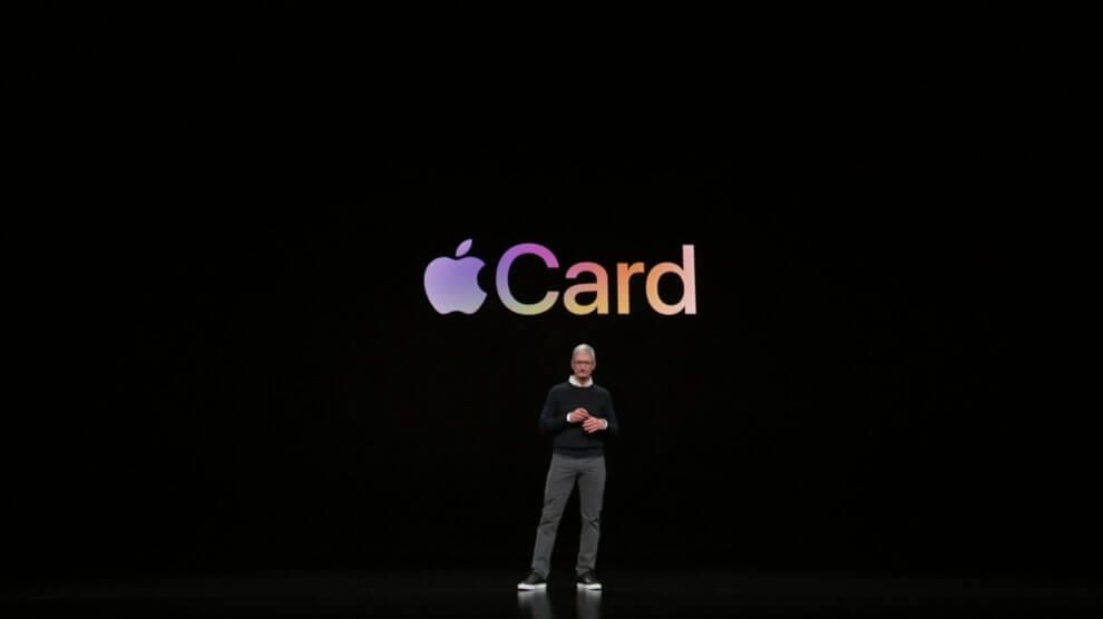 Lançamento do Apple Card