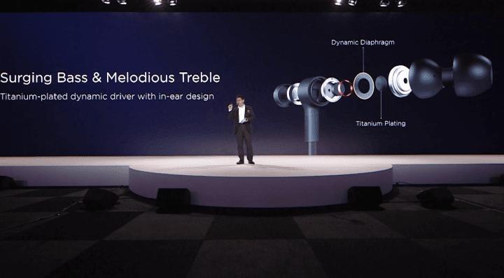 Huawei anuncia novos fones de ouvido wireless