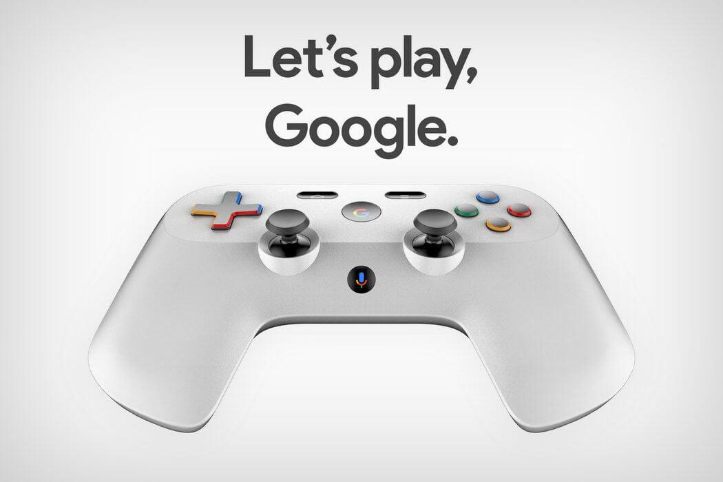Google stream controller 2