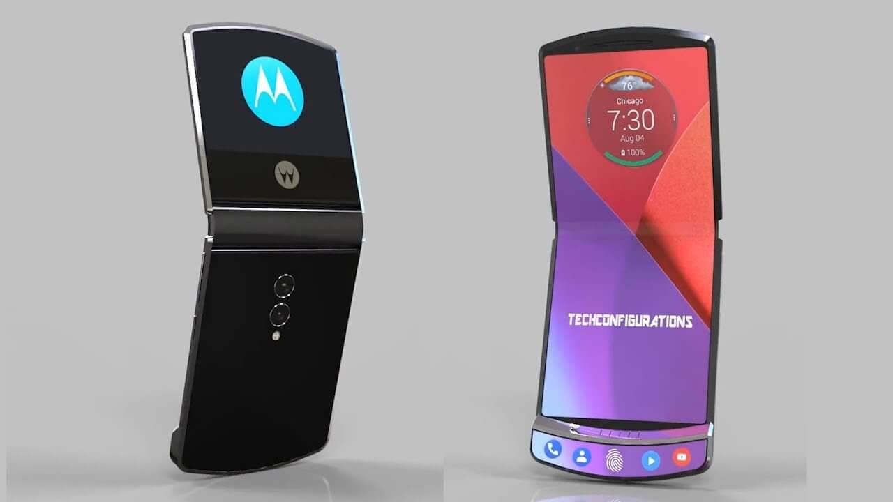 Motorola RAZR dobrável: novas informações surgem na web 3
