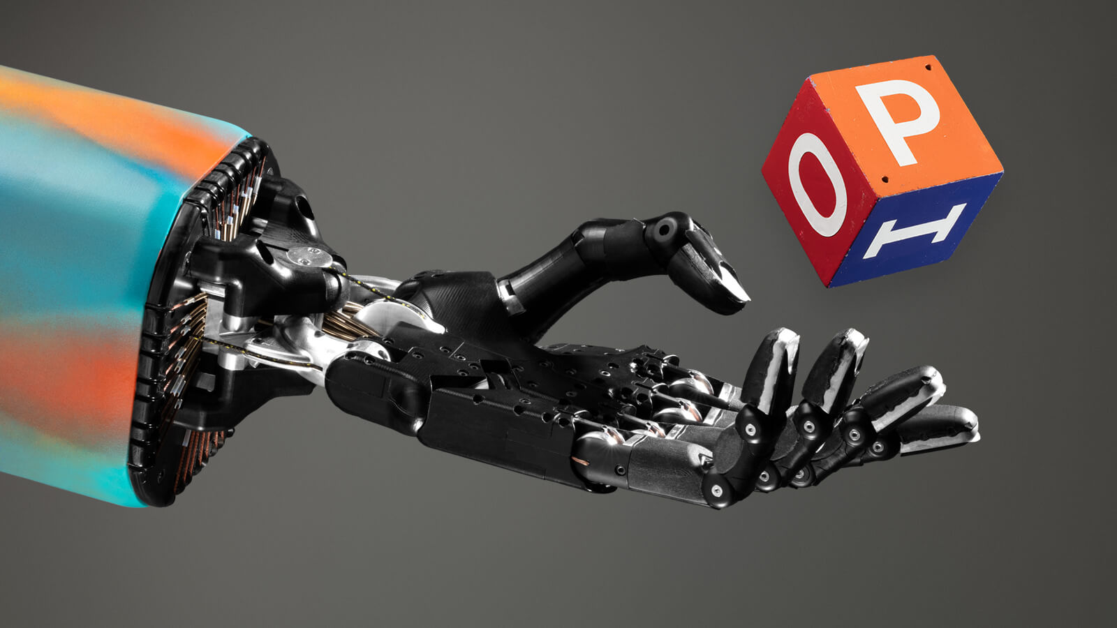 Tecnologia para Destreza Robótica