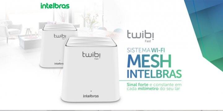 Twibi Mesh Network