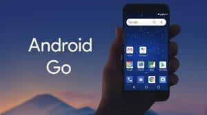 Android Go 1