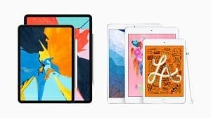 New iPad air and iPad mini with Apple Pencil 03182019 1