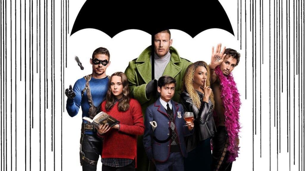 Umbrella grande