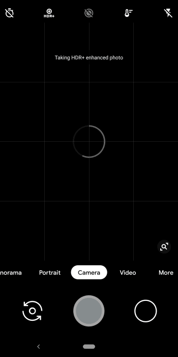 Google Câmera libera Modo Escuro para qualquer smartphone Android