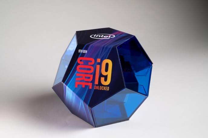 9ª geração de processadores é anunciada pela Intel