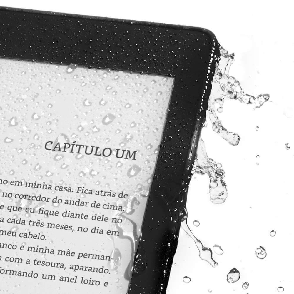 Kindle Paperwhite Resistência à Água